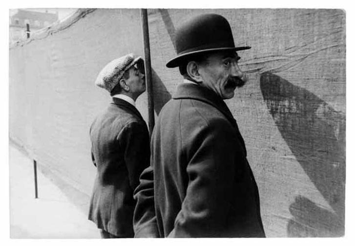 Выставка Анри Картье-Брессона в МАММ
