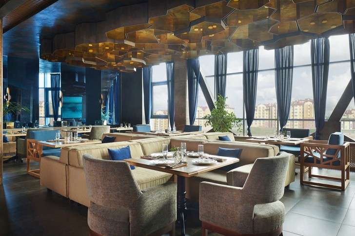 Гостиница-ресторан Diamond: восточная сказка (фото 5)