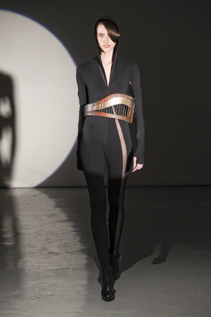 Показы мод Threeasfour Осень-зима 2011-2012 | Подиум на ELLE - Подиум - фото 2420