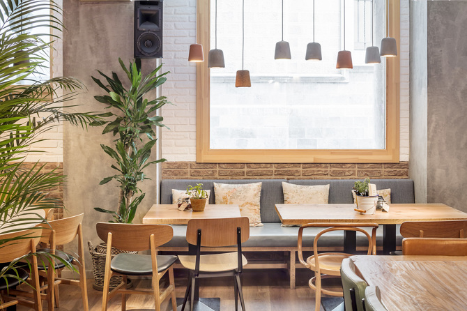 Oassis: тихий ресторан в центре Барселоны (фото 6)