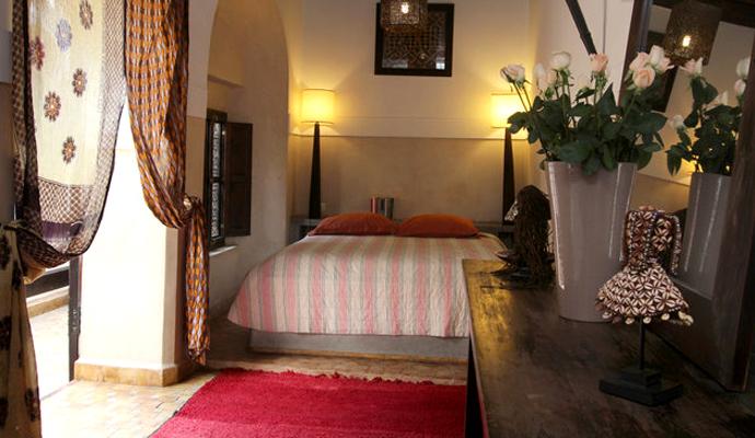 Отдельная комната в риаде, Марракеш, Марокко