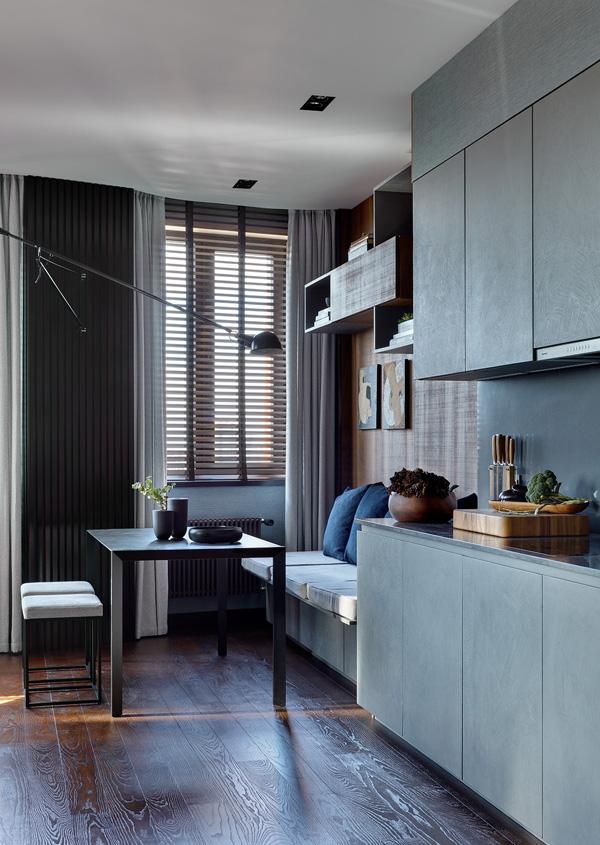 Квартира 108 м²: проект Анастасии Рыковой и Анастасии Божинской (фото 11)
