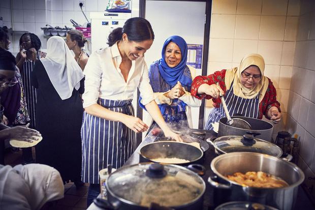 Меган Маркл выпустила свою первую кулинарную книгу (фото 3)