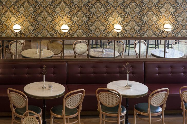 Афинский ресторан в стиле ретро (фото 6)