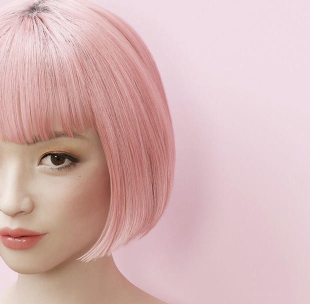 Невероятно правдоподобная виртуальная модель Инма — новый модный инфлюенсер (фото 1)