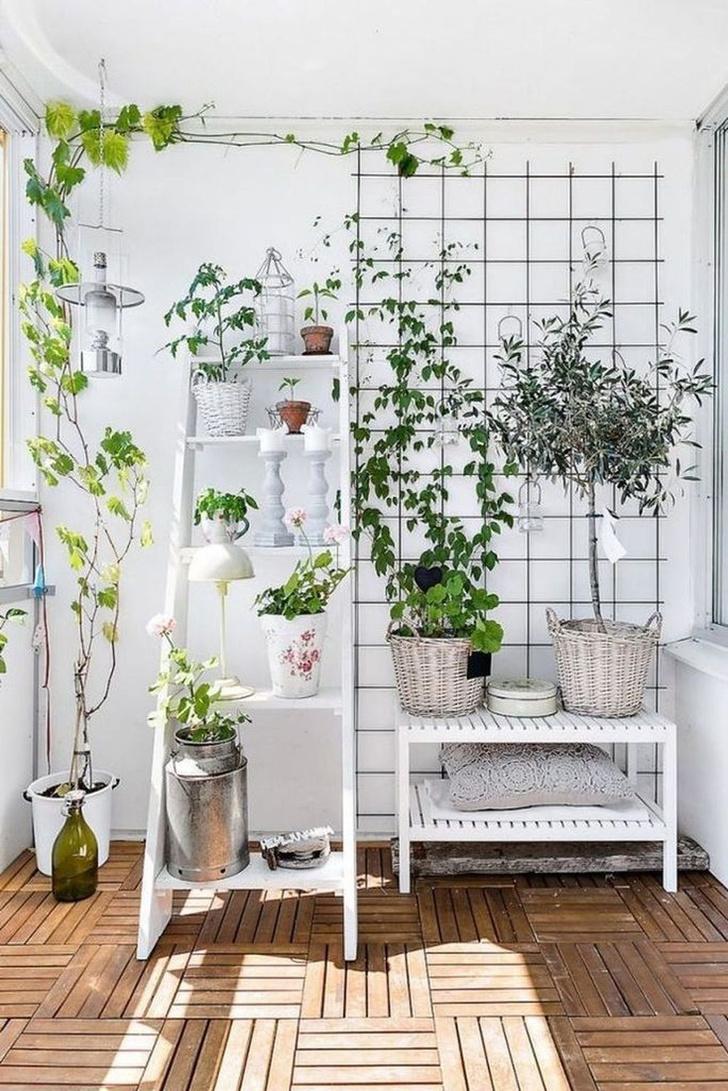 Балкон в скандинавском стиле: 7 советов (фото 17)