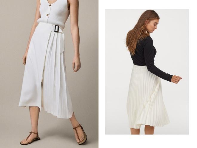 Какую юбку мы будем носить этим летом? Плиссированную! (фото 13)