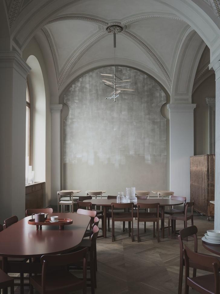 Национальный музей Швеции после реконструкции (фото 3)