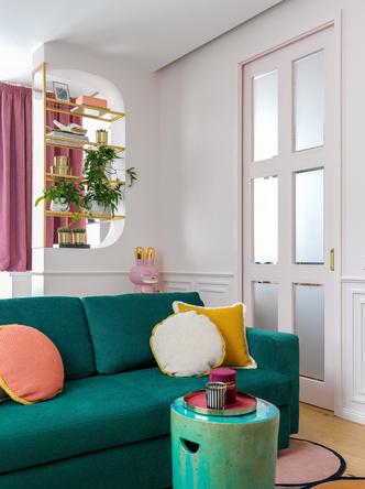 Квартира 53 м²: первое жилье для молодой девушки (фото 10.1)