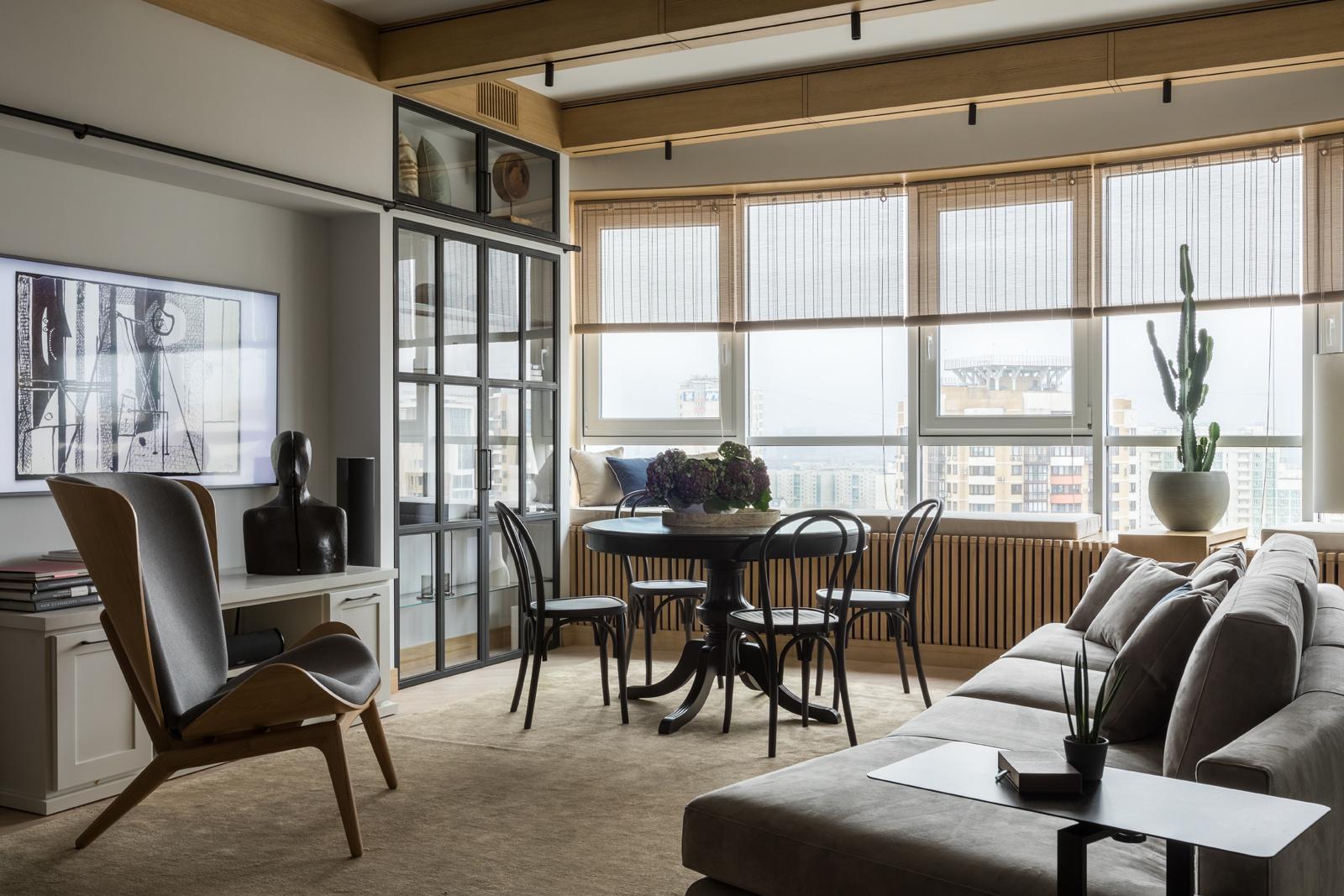 Венские стулья в интерьере: 10+ примеров (галерея 1, фото 0)