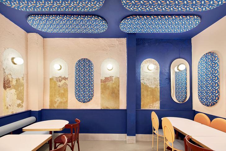 Модный ресторан El Camerino в Валенсии (фото 6)