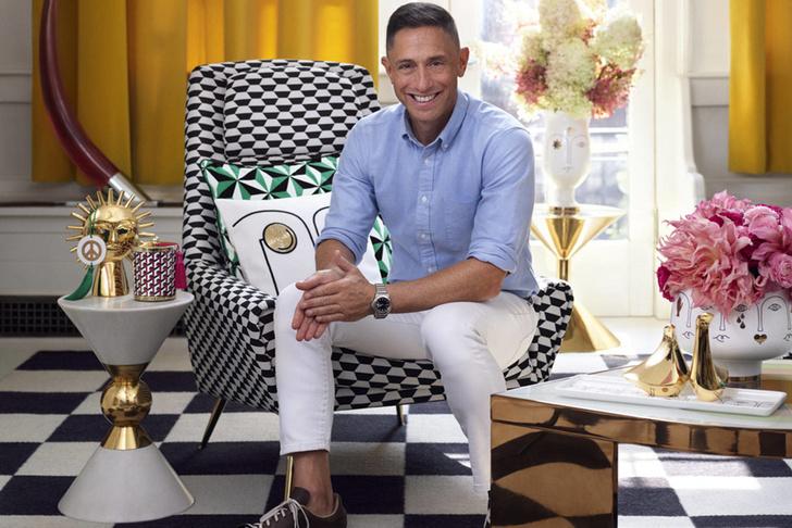 H&M Home выпускает коллекцию с Джонатаном Адлером (фото 0)