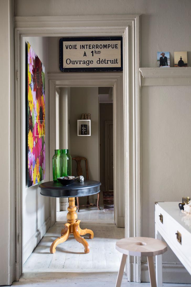 Дом для творческой пары в Стокгольме (фото 10)