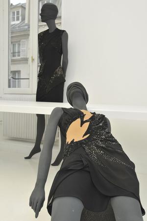 Показ Felipe Oliveira Baptista коллекции сезона Осень-зима 2009-2010 года Haute couture - www.elle.ru - Подиум - фото 87585