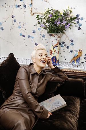 Анастасия Панибратова о коллаборации с de Gournay (фото 1)