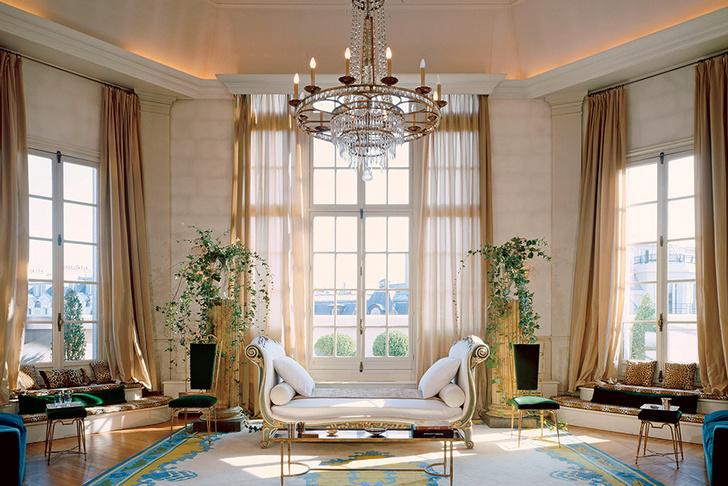 История дизайна: великий интерьерный дом Maison Jansen фото [12]