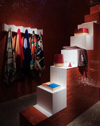 Milan Design Week 2018: геометрическое пространство Hermès (фото 6.2)