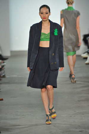 Показы мод Reyes Весна-лето 2009 | Подиум на ELLE - Подиум - фото 3437