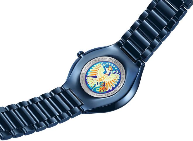 Rado создали часы по эскизам художницы Евгении Миро (фото 3)