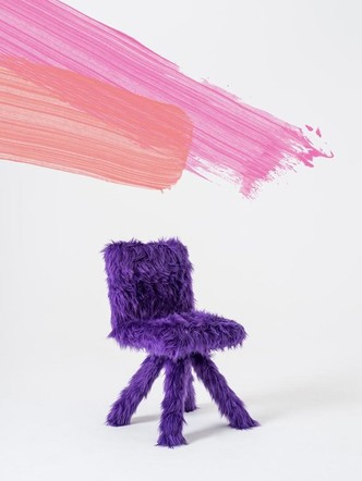 Ультрафиолетовая коллекция Гарри Нуриева (фото 4)