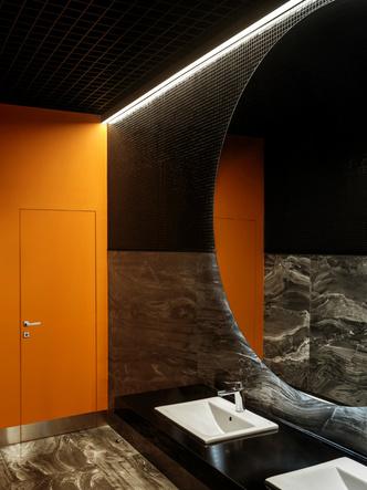 Бизнес-зал аэропорта «Платов» по проекту VOX Architects (фото 10.1)