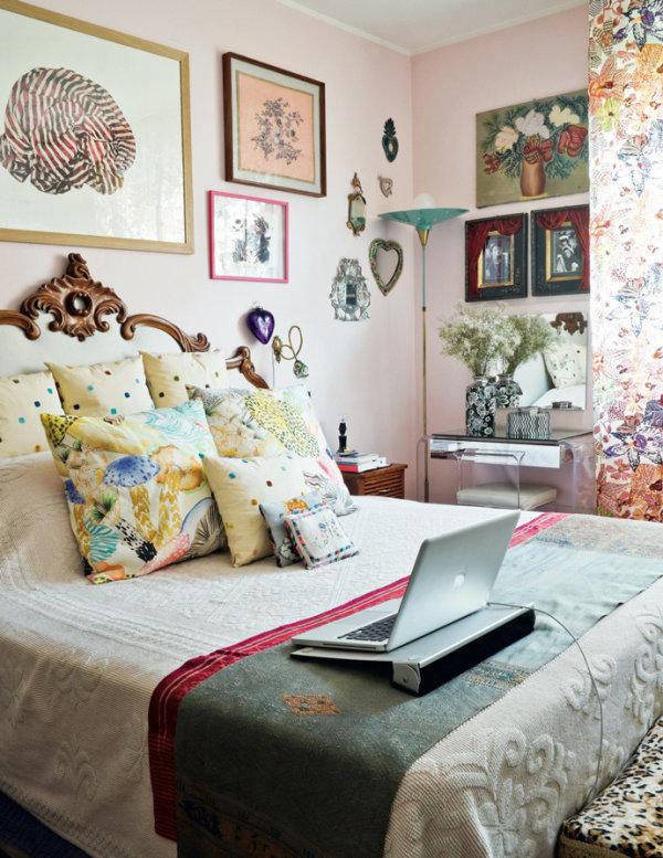 Тайная комната: лучшие спальни в звездных домах (фото 7)