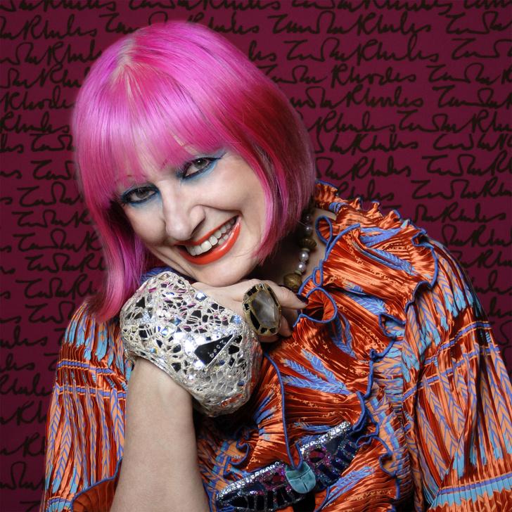 ИКЕА объявила о коллаборации с модельером Зандрой Роудс (фото 0)