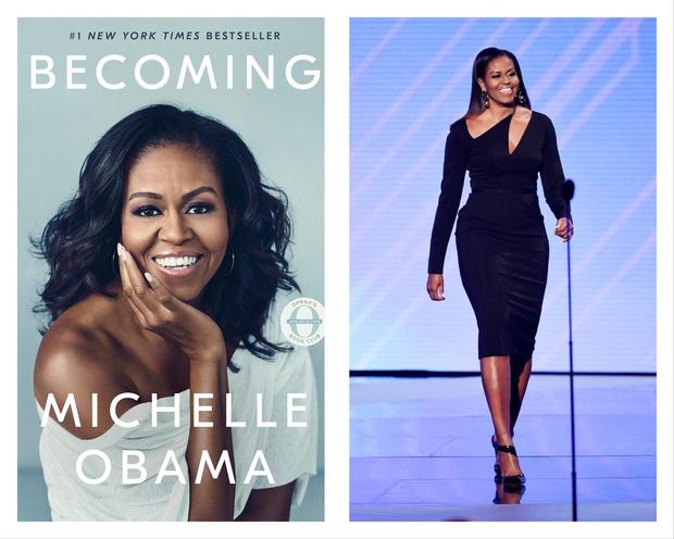 Netflix выпустит документальный фильм о Мишель Обаме на основе ее книжного промотура по США (фото 1)