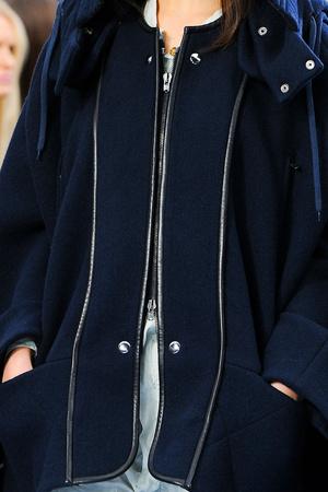 Показ Chloé коллекции сезона Осень-зима 2012-2013 года prêt-à-porter - www.elle.ru - Подиум - фото 384721