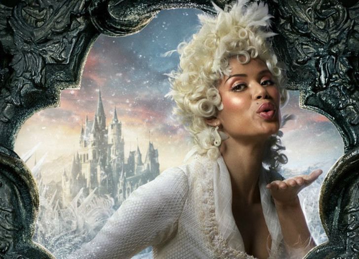 Бейонсе «Красавица и чудовище» роли в кино билл кондон