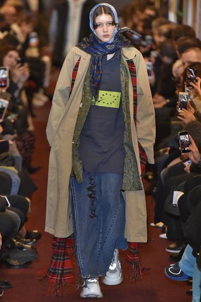 Главное, что случилось на Неделе мужской моды в Париже (галерея 7, фото 6)