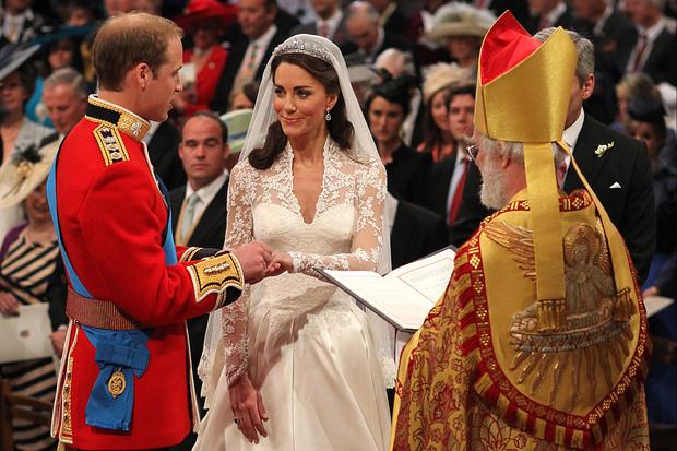 10 интересных фактов о свадьбе принца Уильяма и Кейт Миддлтон (фото 9)