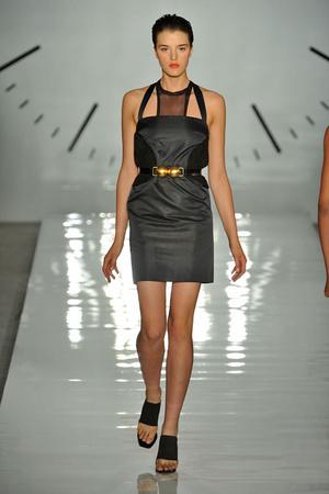 Показы мод Cynthia Rowley Весна-лето 2009 | Подиум на ELLE - Подиум - фото 3473