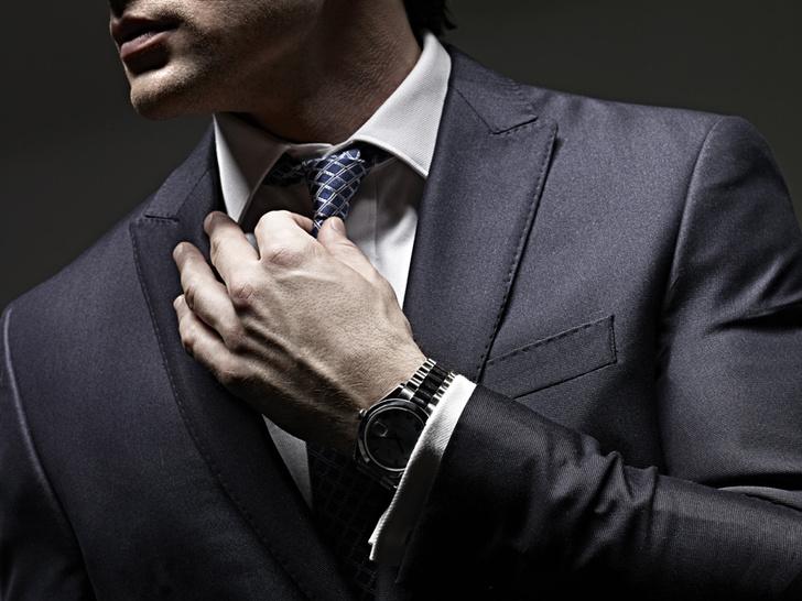 Длина галстука фото