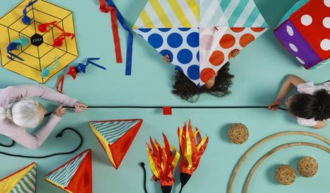 Вместе веселее: новая серия игр ЛАТТО в магазинах ИКЕА | галерея [1] фото [1]