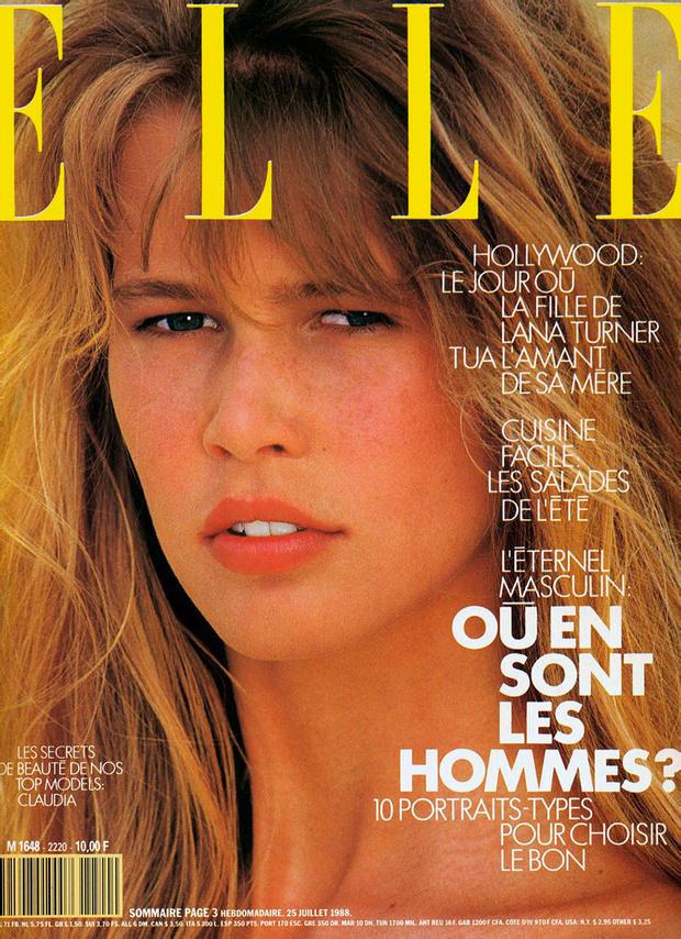 Жиль Бенсимон: «Сколько обложек я снял для ELLE? Пятьдесят… может, больше» (фото 9)