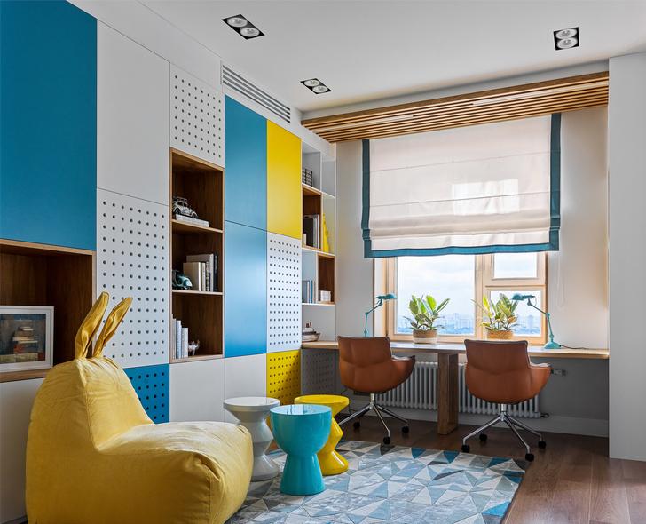 Квартира в Москве (фото 14)