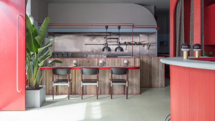 Ретро-кафе Piraña в Лондоне (фото 5)