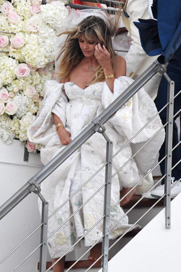Итоги лета: свадебный #newlook — платье Valentino (фото 2)