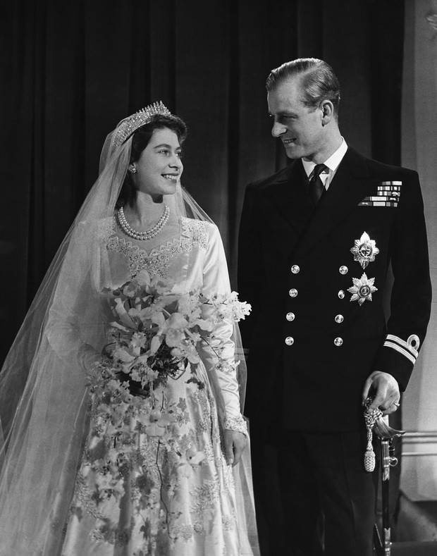 История одного дня: свадьба королевы Елизаветы II и принца Филиппа (фото 1)