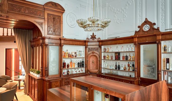 Отель Das Triest в Вене открылся после реновации (фото 4)