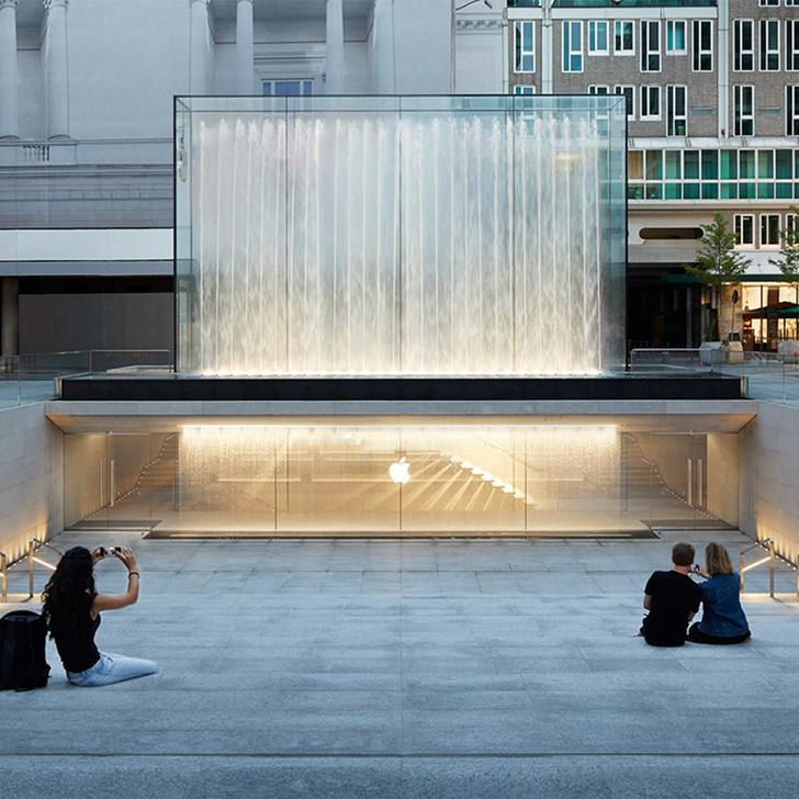 10 самых красивых Apple's Stores от (фото 9)