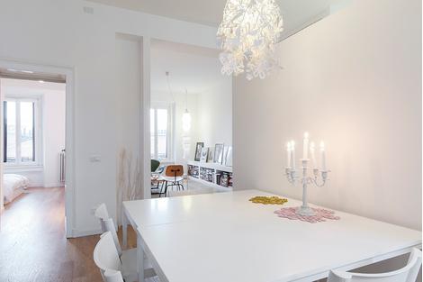 Топ-10: дизайнерские квартиры в Милане | галерея [6] фото [5]