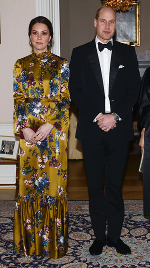 Алисия Викандер рассказала о встрече с Кейт Миддлтон и принцем Уильямом (фото 2)