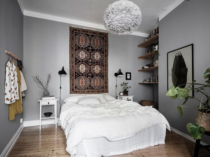 Скандинавский минимализм: квартира в Гетеборге (фото 8)