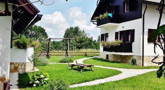 Etno Garden Apartments, Plitvica Selo, Хорватия