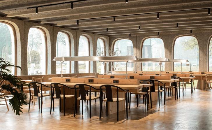 Работать с комфортом: коворкинг Fosbury & Sons в Брюсселе (фото 11)