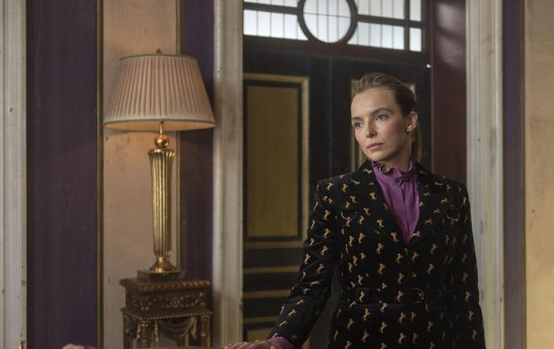 Платье Вилланель: костюмы из сериала «Убивая Еву» выставят в Лондоне (фото 5)