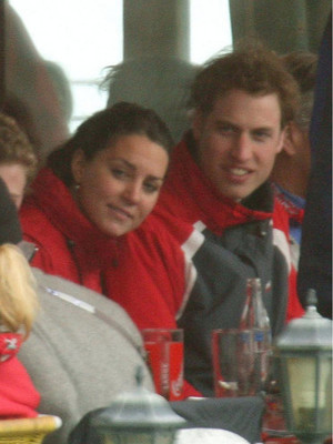 Как все начиналось: как выглядели Кейт и Уильям до брака (фото 3)