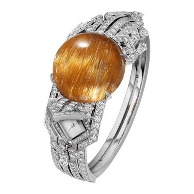 Микс минералов и бриллиантов в новой коллекции драгоценностей Cartier Magnitude (галерея 3, фото 13)